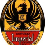 Etichetta di Cerveza Imperial