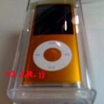 Prima foto del nuovo iPod nano 4G?