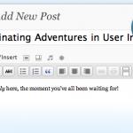 Ecco il nuovo WordPress 2.7