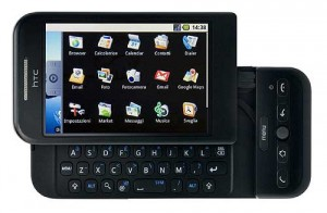 HTC Dream Google Android