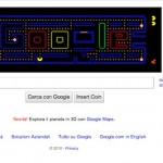 Google festeggia i 30 anni di Pac-Man con un videogame