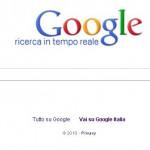 Google adesso cerca anche su Twitter e Facebook in tempo reale