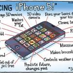 Ecco il nuovo iPhone 5!