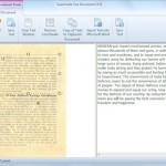 Estrarre il testo dai documenti scansionati con Free OCR to Word